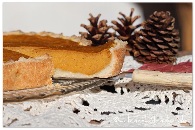 Pumpkin Pie 2, vegan, Helene Holunder