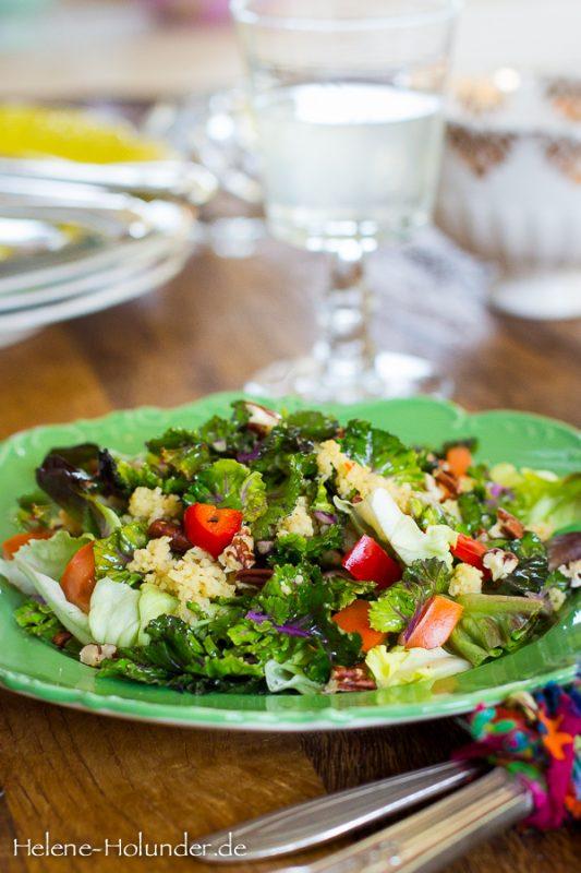 salat-kale-couscous-chai